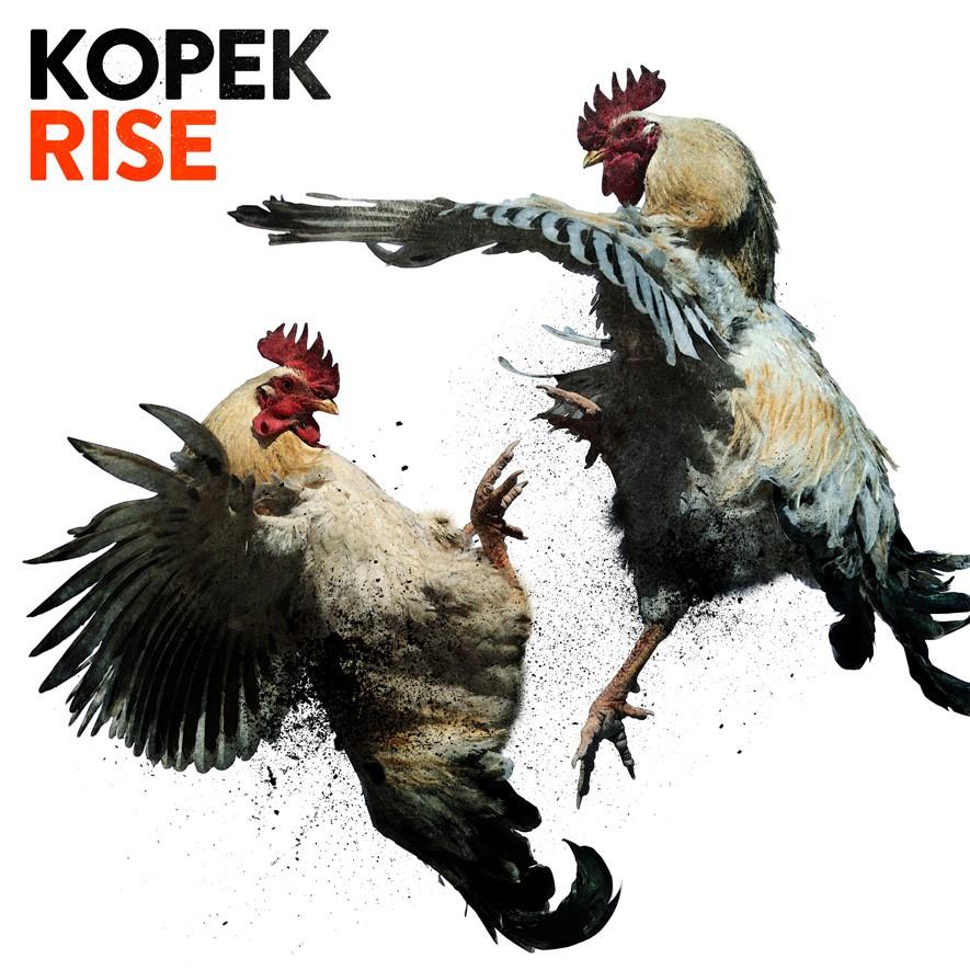 """Kopek und ihr energetisches Zweitwerk """"Rise"""""""