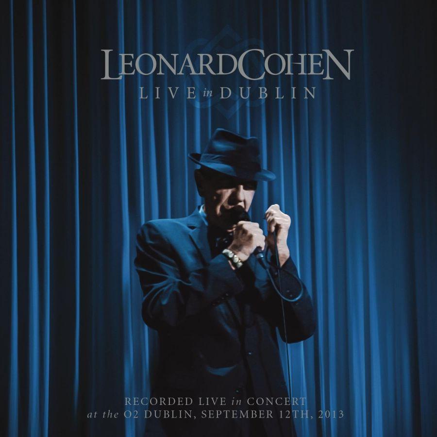 "Leonard Cohen : ""Live In Dublin"" Konzertmitschnitt"