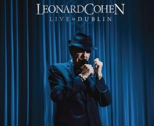 Leonard_Cohen Live in Dublin CD Cover