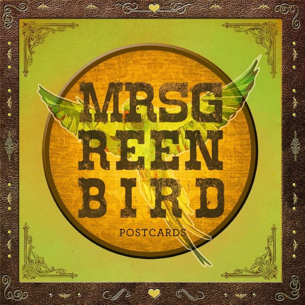 """Neuer traumhafter Songwriterfolkpop von Mrs. Greenbird  mit """"Postcards"""""""