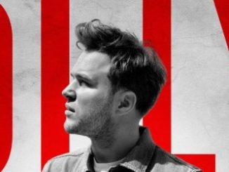 Olly Murs Never Been Better CD Cover