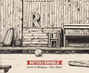 Revolverheld Immer in Bewegung Tour Edition CD Cover