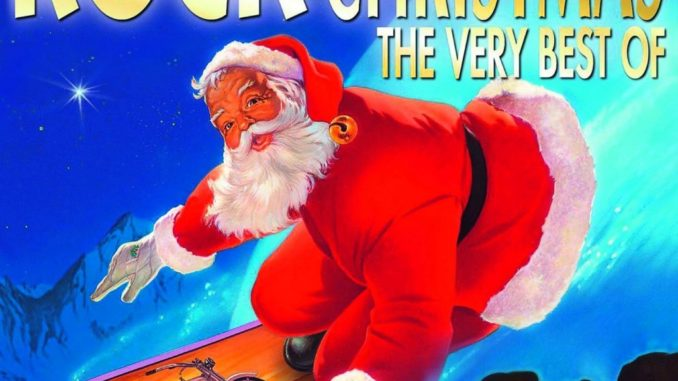 Rock Christmas The Very Best Of New Edition CD Cover