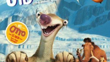 """Sid und seine Freunde präsentieren """"Cool und locker""""  15 neue Ice Age Songs"""