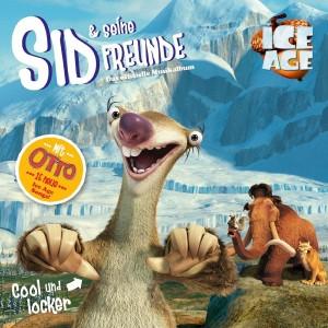 Sid und seine Freunde Cool und locker Otto Waalkes CD Cover