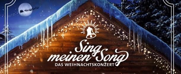 Sing Meinen Song Das Weihnachtskonzert Cover