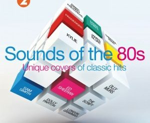 BBC Radio 2 Sounds of the 80s CD Cover