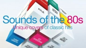 """Sounds Of The 80s : """"Unique Covers of Classic Hits"""""""