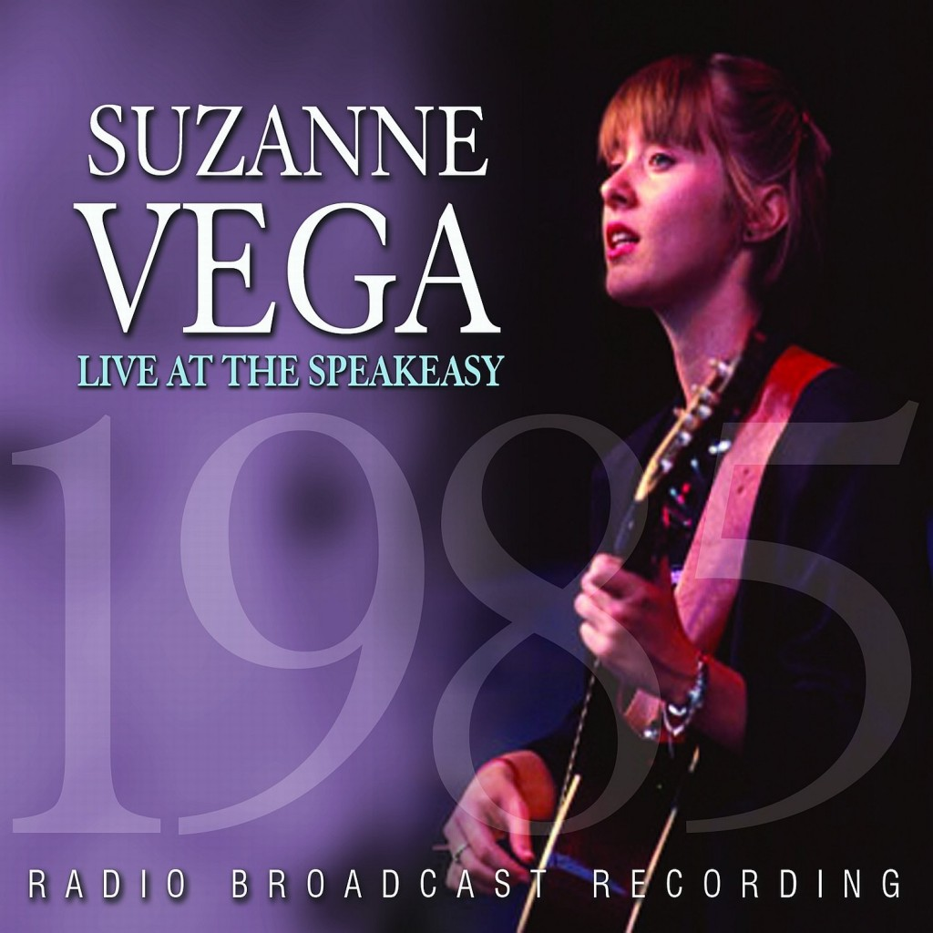 "Suzanne Vega – Karrierestart 1985 ""Live At The Speakeasy"""