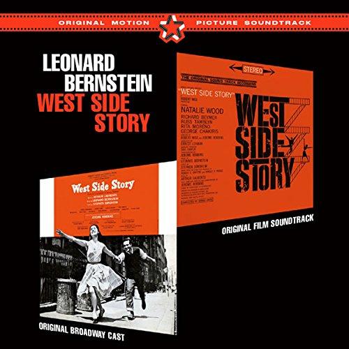 """Leonard Bernstein: die """"West Side Story"""" in Originalaufnahmen"""