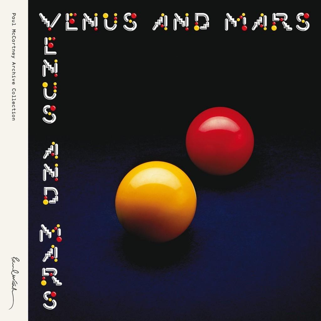 """WINGS: Neuauflagen von """"Venus and Mars"""" und """"At The Speed Of Sound"""""""