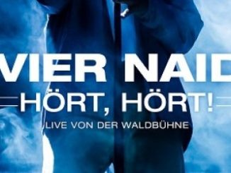 Xavier Naidoo Hört Hört Live 2014 Cover