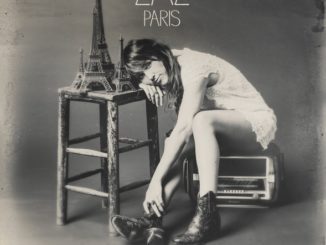 ZAZ Paris CD Cover 2014