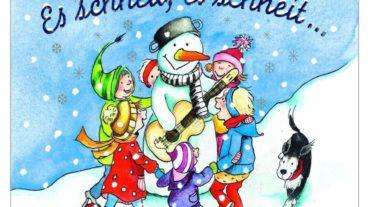 """Rolf Zuckowski und seine Freunde präsentieren mit """"Es schneit, es schneit"""" ihre schönsten Winterlieder"""