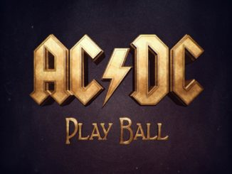 AC/DC Play Ball Cover