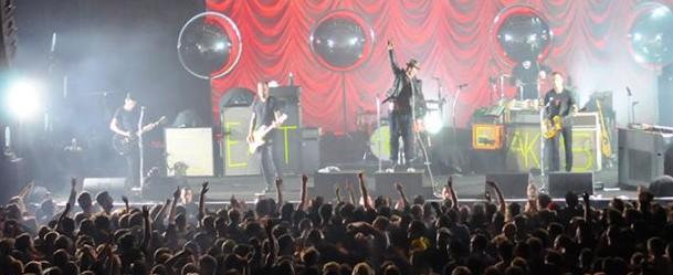 Beatsteaks Tour 2014 Köln Palladium