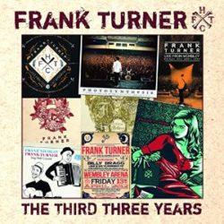 Frank Turner The Third Three Years bei Amazon bestellen