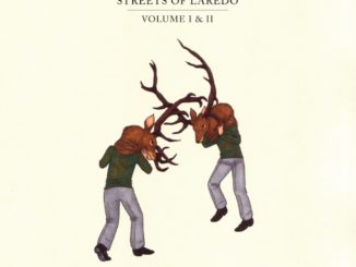 Streets of Laredo Volume I & II CD Cover 2014