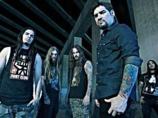 Suicide Silence Bandfoto