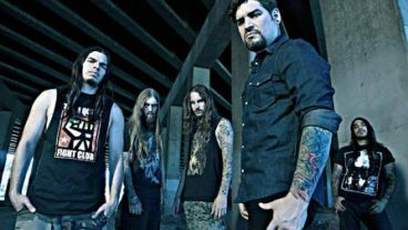 """Bringing Back The Head Bang"" – Suicide Silence – 2014 Underground, Köln"