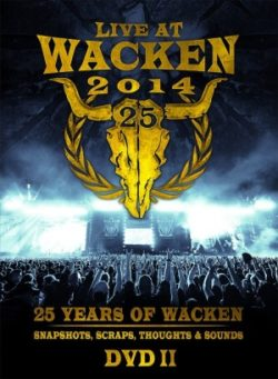 WOA Festival 25 Years Of Wacken bei Amazon bestellen