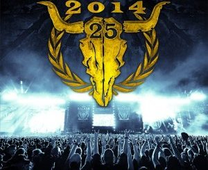25 Years Of Wacken Snapshots, Scraps, Thoughts & Sounds DVD Cover