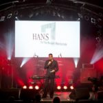 Götz Bühler, HANS Hamburger Musikpreis Verleihung, 26.11.2014, Markthalle Hamburg