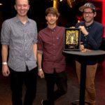Deine Freunde, HANS Hamburger Musikpreis Verleihung, 26.11.2014, Markthalle Hamburg