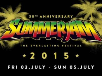 Summerjam 2015 LIne Up und Tickets