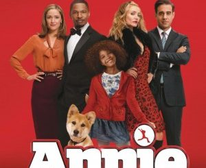 SIA Soundtrack Musical Annie CD Cover