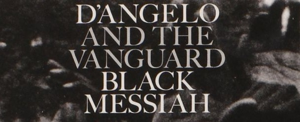 D'Angelo Black Messiah CD Cover