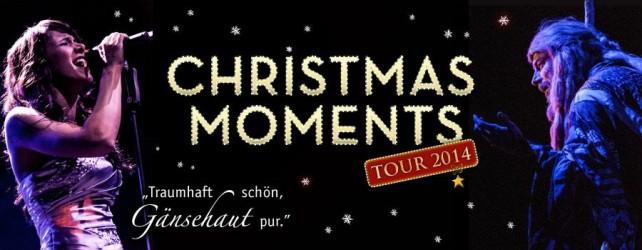 Christmas MomentsTour 2014 Stadthalle Dillingen
