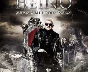 Heino Schwarz blüht der Enzian CD Cover