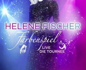 Helene Fischer Farbenspiel live Hamburg 2014 DVD Cover