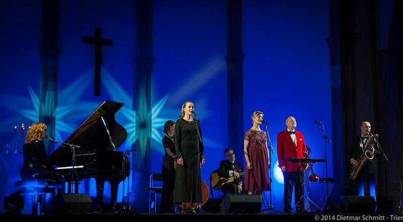 Nils Landgren Fotos – St. Maximin in Trier 2014