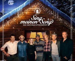 Xavier Naidoo Sing meinen Song Das Weihnachtskonzert CD Cover