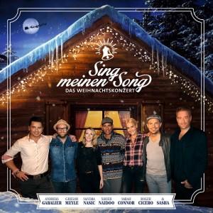 """Xavier Naidoo und seine Sängerkollegen präsentieren """"Sing meinen Song – Das Weihnachtskonzert"""""""