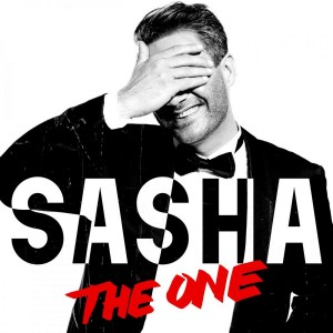 Sasha The One CD Cover