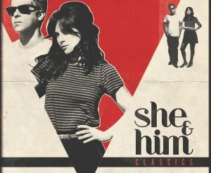 She & Him Classics CD Cover ©SonyMusic