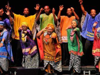 Soweto Gospel Choir Tour 2014 Trier