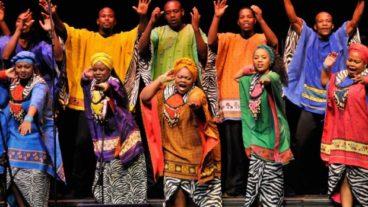 Der Soweto Gospel Choir brachte südafrikanische Rhythmen ins weihnachtliche Trier