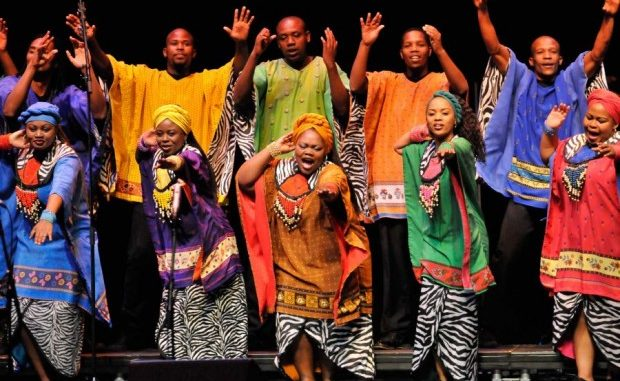 Soweto Gospel Choir Tour 2014 Trier