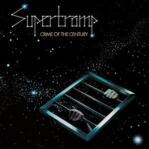 Supertramp Crime Of The Century Anniversary CD Cover