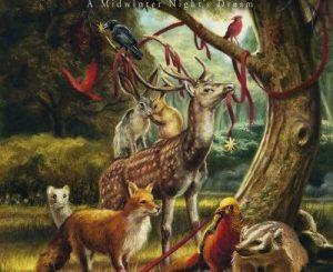 Loreena McKennitt A Midwinter Night´s Dream CD Cover