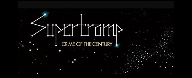 Supertramp Crime Of The Century 40th Anniversary Edition CD Cover
