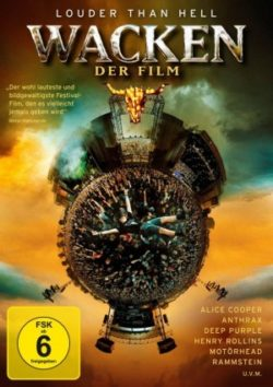Alice Cooper Wacken - der Film bei Amazon bestellen