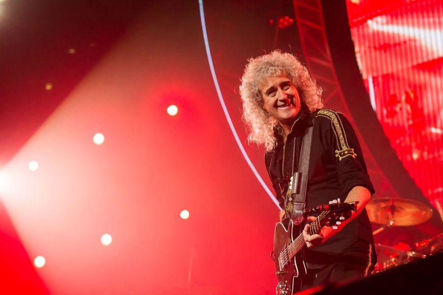 Queen + Adam Lambert machen die Lanxess Arena zu ihrem Königreich