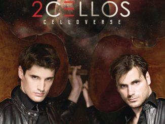 2Cellos Celloverse Album Cover