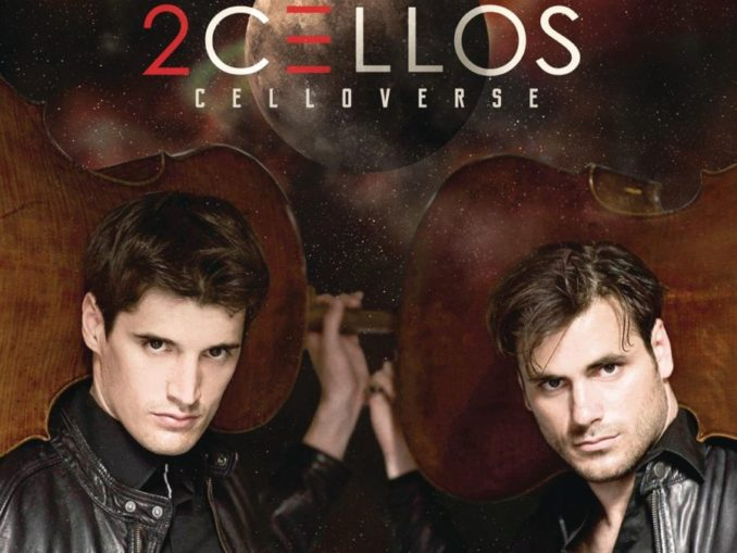 2Cellos Celloverse Album Cover
