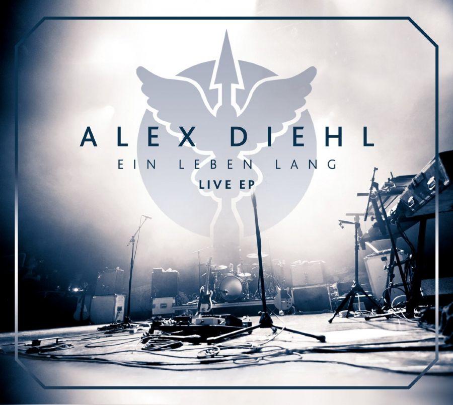 """Alex Diehl veröffentlicht """"Ein Leben Lang Live EP"""" – Tournee mit Laith Al-Deen"""